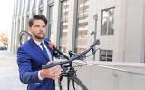 自転車通勤がガンや心疾患のリスクを減らすことができる(Fotolia)