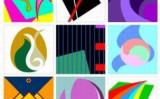 5秒でわかる性格テストの図。絵の番号は上段左から1、2、3、中段左から4、5、6、下段左から7、8、9(大紀元)