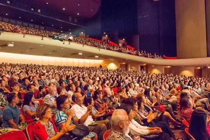 神韻ニューヨーク芸術団ハワイのホノルルでの公演(大紀元)