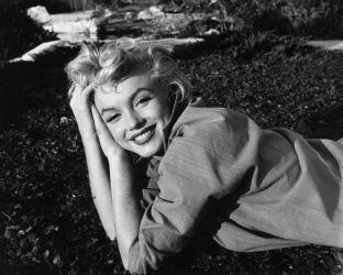 マリリン・モンローの死因に新説 「宇宙人情報を公表しようとしたため」(Baron/Getty Images)