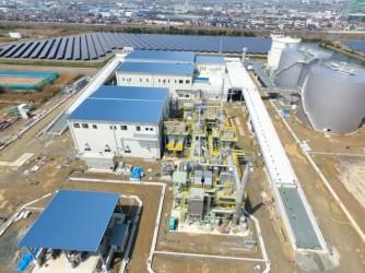 愛知県の豊橋市は、2017年10月から稼働する「豊橋市バイオマス利活用センター」を報道関係者に公開(豊橋市)