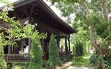 唐代の詩人・張継はどのような心情だったのだろうか。写真は中国の伝統建築物(寥素貞/大紀元)