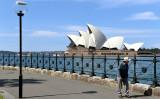 近年、中国共産党による浸透はオーストラリアで度々報じられている。(WILLIAM WEST/AFP/Getty Images)