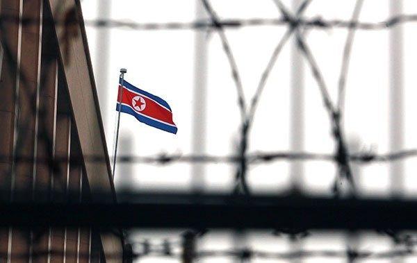 米財務省は29日、北朝鮮の核兵器・ミサイル開発やマネーロンダリングなどに関与したとして、中国企業2社と中国人2人に制裁を科すると発表した。