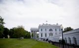 ホワイトハウス外観(Eric Thayer/Getty Images)