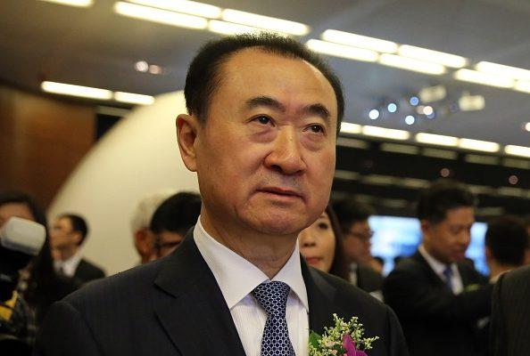 「中国の不動産王」と呼ばれている大連万達グループの王健林会長。(ネット写真)