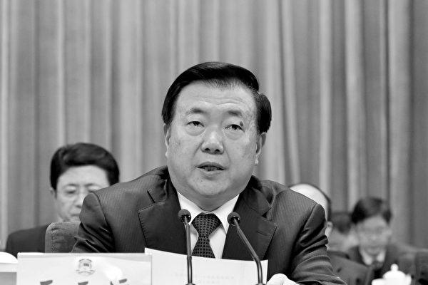 11日、重大な紀律違反があったとして当局から調査を受けた前甘粛省トップの王三運氏。(ネット写真)