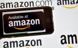 米電子商取引最大手のアマゾンも中国政府のネット検閲に協力することがわかった。(Photo credit should read LOIC VENANCE/AFP/Getty Images)