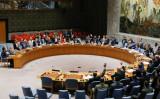 国連安全保障理事会は5日、北朝鮮に対して、更なる厳しい制裁決議を全会一致で可決した。専門家は、中国からの原油を停止しなければ、北朝鮮は核ミサイル開発を止めないだろうとの見方を示した(EDUARDO MUNOZ ALVAREZ/AFP/Getty Images)
