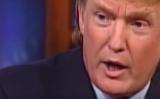 1999年、ドナルド・トランプ氏はインタビュー番組で北朝鮮の脅威について言及(NBCのTwitter投稿スクリーンショット)