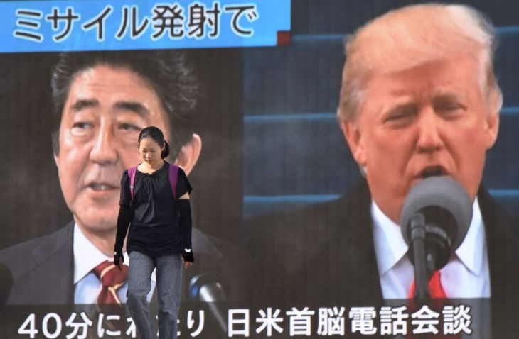 (KAZUHIRO NOGI/AFP/Getty Images)