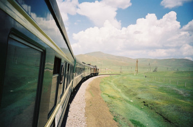 シベリア鉄道の日本延伸計画で、日本と北朝鮮が結ばれる?(Flickr)