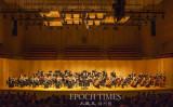 9月18日、韓国の高陽Aramコンサートホールで、神韻交響楽団のコンサートが開かれた(ギム・グンファン/大紀元)