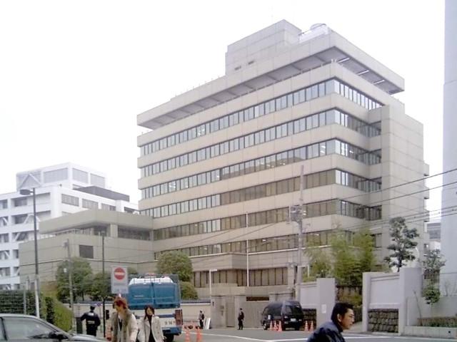 東京都千代田区の朝鮮総聯本部ビル(wikimedia)