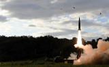 ミサイル発射を繰り返す北朝鮮。(Photo by South Korean Defense Ministry via Getty Images)