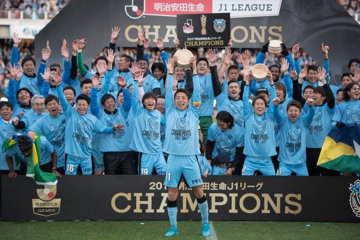 川崎フロンターレが2日に行われたサッカー・J1リーグの最終節で逆転優勝を決めた。クラブ創設以降初のタイトルを獲得した。(大紀元)