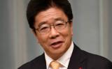 加藤勝信厚生労働相(TOSHIFUMI KITAMURA/AFP/Getty Images)