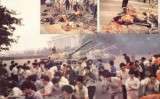 六四天安門事件で、死者1万人に達したと最近、解禁されたイギリスの機密文書が記録した。(ネット写真)