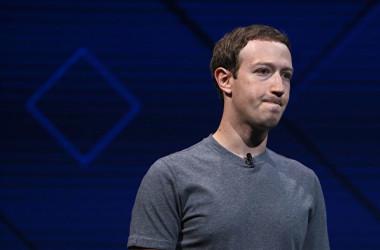 米フェイスブックのマーク・ザッカーバーグ最高経営責任者は中国再進出を果たすために、これまで数回中国を訪問した。(Justin Sullivan/Getty Images)