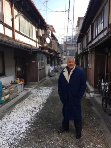 中国国内著名投資家の薛蛮子氏はSNSを通じてこのほど、京都の長屋物件を購入し、改装後に民宿として中国人観光客に提供すると投稿した。(薛蛮子氏の微博より)