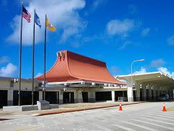 サイパン国際空港。(ウィキペディアより)
