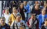 監視カメラで顔認証システムが普及する中国(参考写真)