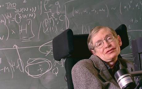 英著名物理学者スティーブン・ホーキング博士が3月14日死去した。(写真はhawking.org.ukより)