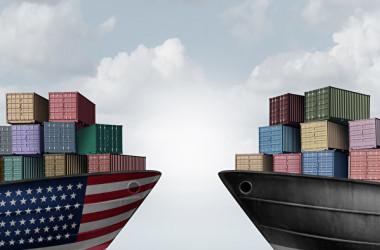 駐カナダ中国大使はこのほど、カナダ政府に対して米の貿易保護主義に対してともに対抗するよう提案した(Shutterstock)