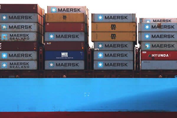 米中貿易摩擦が高まるなか、中国当局内部でも意見が相違する2派がいる。(Photo by Spencer Platt/Getty Images)