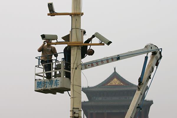 国民に対する監視を日々強めている中国(Guang Niu/Getty Images)