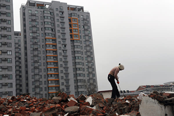 国家統計局が16日に発表した4月全国70大中都市住宅販売価格動向によると、70都市のうち、58都市の新築住宅価格が前月比で上昇した。(Getty Images)