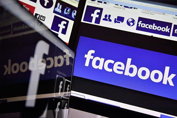 米メディアによると、facebookが中国通信大手のファーウェイを含む世界各国約60社の企業に、同社サービスを利用するユーザーの個人データにアクセスできる特別な権限を与えている。(LOIC VENANCE/AFP/Getty Images)