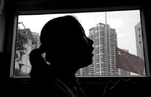 中国の大学で学生情報員の制度があり、教員の発言を監視している(Getty Images)