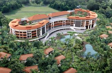 6月12日米朝首脳会談が開かれる予定のカペラ・ホテル(Capella Hotel)
