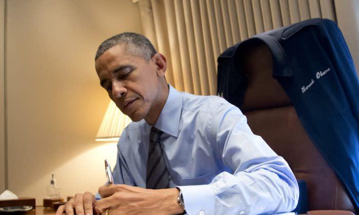 オバマ政権は、イランに対して米国金融システムへのアクセスを許可していた(AP Photo/Carolyn Kaster)