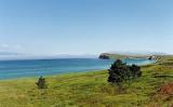 「シベリアの真珠」と呼ばれるロシアのバイカル湖(ウィキペディアより)