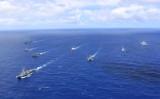 環太平洋合同演習(リムパック、RIMPAC)2018(VOA)