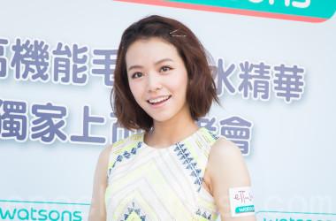 台湾の人気女優宋芸樺(陳柏洲/大紀元)