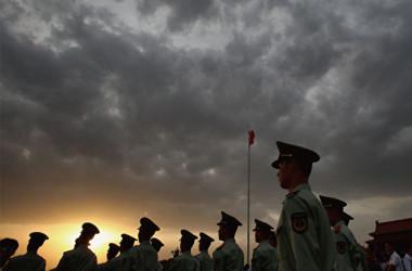 米学者のピーター・マティス氏は外交専門誌ナショナル・インタレストに寄稿し、米国などが中国共産党政権の崩壊に備えようと提案した(Getty Images)