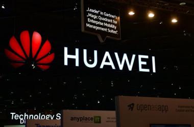 韓国メディアはこのほど、米政府に規制されている中国通信大手の華為技術(ファーウェイ)が米市場からの撤退を計画していると報じた(Alexander Koerner/Getty Images)
