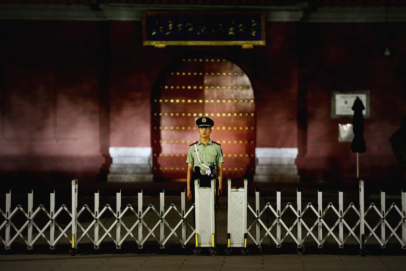 習近平当局は最近江派への粛清を加速する動きを見せている(GettyImages)