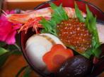 北海道のお雑煮(まさ恵撮影)