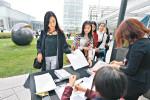 中国で実施されている富豪とのお見合いパーティー、審査を経て最終的に候補者12名に絞られる(ネット写真)