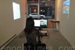 中国の情報封鎖を体験できるネットカフェが時期限定オープン(庄翊晨/大紀元)