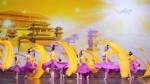 中国伝統の復興をかかげる神韻の舞台。日本の要人からメッセージが届いている(神韻公式ホームページより)