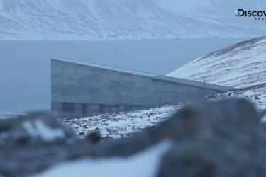 北極圏から1000km離れた島の上に、農業の「ノアの方舟」とも呼ばれている「世界種子バンク」(Discovery)