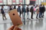 米アップル社は5日、北京高等法院が4日に下した判決を不服とし、中国最高人民法院に上訴する意向を示した (Getty Image)
