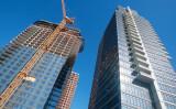 米ニューヨークの不動産開発現場(Mario Tama/Getty Images)