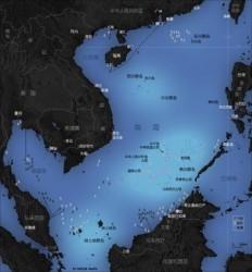 7月12日、オランダ・ハーグにある常設仲裁裁判所は中国の南シナ海の管轄権をめぐってフィリピン側の申し立てに対しての判決を示す予定。南シナ海地域と周辺各国(ウィキペディア)