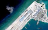 中国は南シナ海における海洋権益を主張し実行支配を進める(Getty Images)